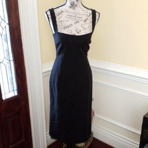 Dolce & Gabbana Bustier Lace Hem Dress